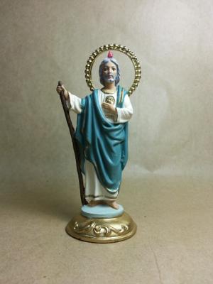 San Judas Tadeo 10cm