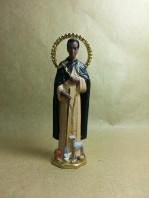 San Martin de Porres 10cm