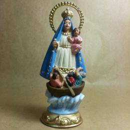 Nuestra Señora de la Caridad del Cobre 10cm