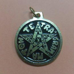 Tetragramatón Esmaltado