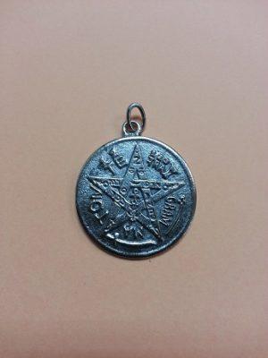 Tetragramatón Símbolos Cruz Cara