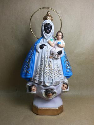 Virgen de Regla 15cm