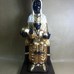 Virgen de Montserrat 30cm
