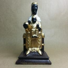 Virgen de Montserrat 10cm