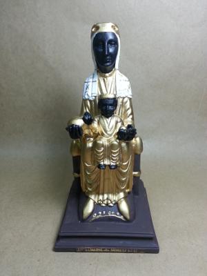 Virgen de Montserrat 15cm