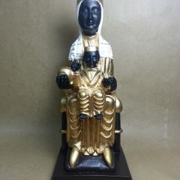 Virgen de Montserrat 20cm