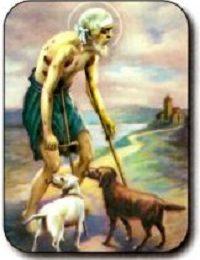 Estampa San Lázaro