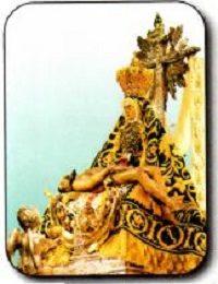 Estampa Virgen de las Angustias
