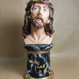 busto cristo de la agonía de limpias 14cm